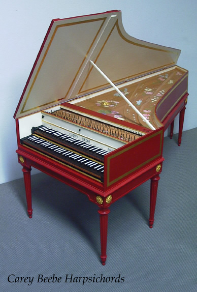 French Double Harpsichord 88K jpeg