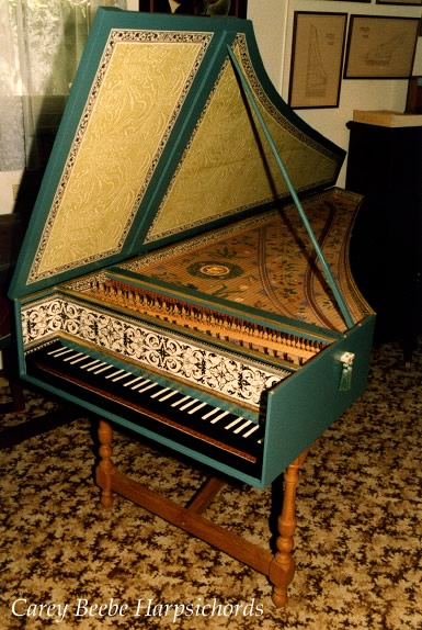 Flemish Single Harpsichord 81K jpeg