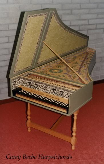 Flemish Single Harpsichord 48K jpeg