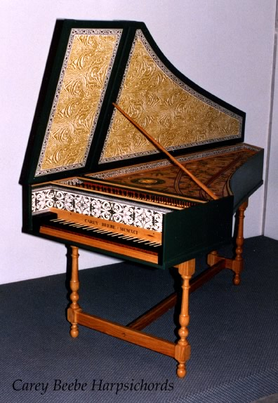 Flemish Single Harpsichord 67K jpeg
