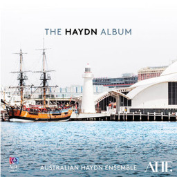 Australian Haydn Ensemble CD cover 27K jpeg