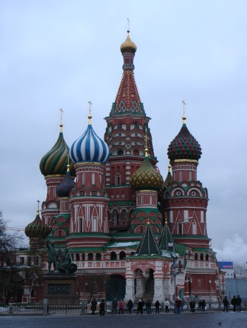 St Basil's Cathedral 39K jpeg