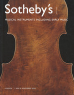 Sotheby's Catalog cover 12K jpeg