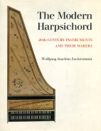 """The Modern Harpsichord"" Book cover 5K jpeg"